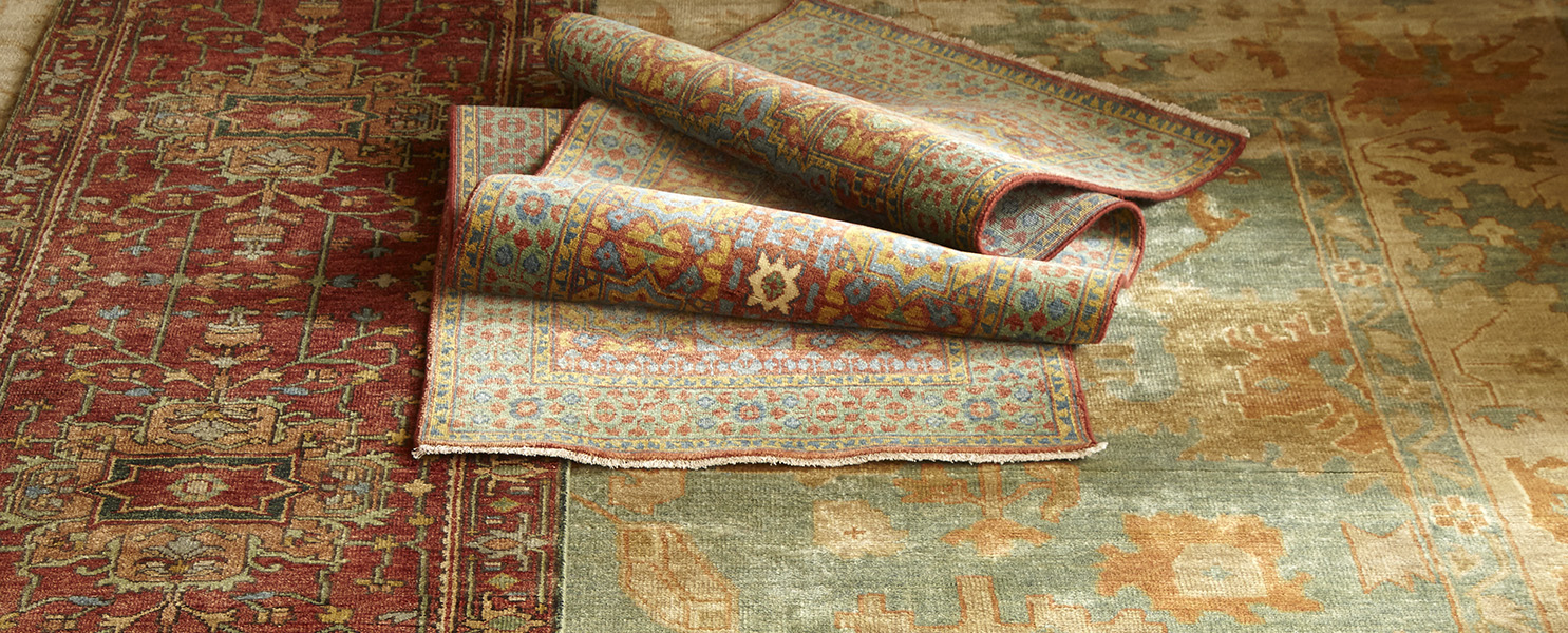 Homepage-Banner Exquisite Rugs