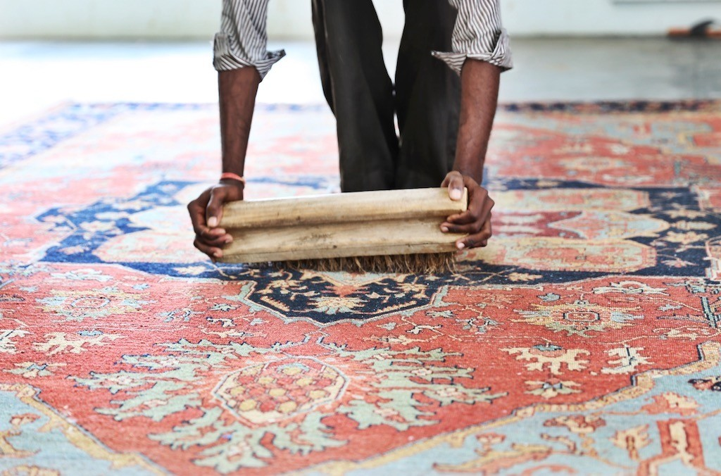 Antique Weave Serapi
